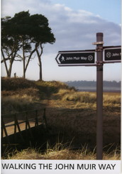 Walking the John Muir Way - cover image