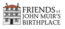 Friends of John Muir's Birthplace Logo