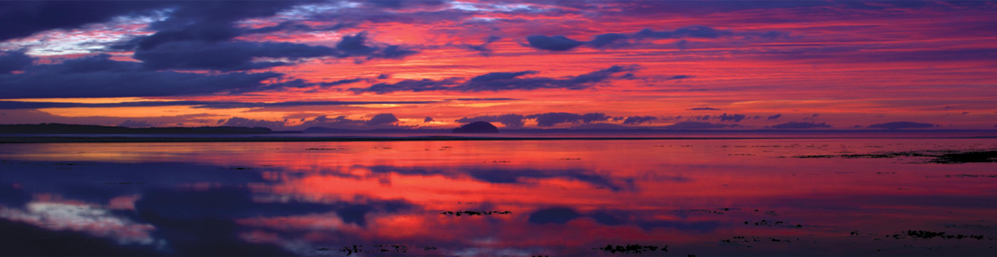 Belhaven Sunset